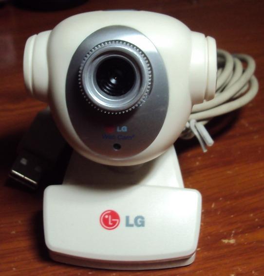 146 Prd- Web Cam- Lg- Model: Lic 110- Funcionando