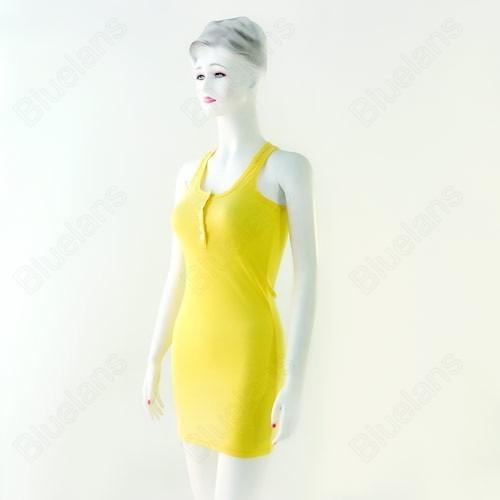 Vestido Curto Casual Importado Pronta Entrega No Brasil