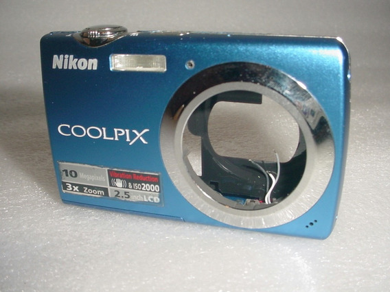 Carcaça Da Nikon Coolpix S220 Venda No Estado