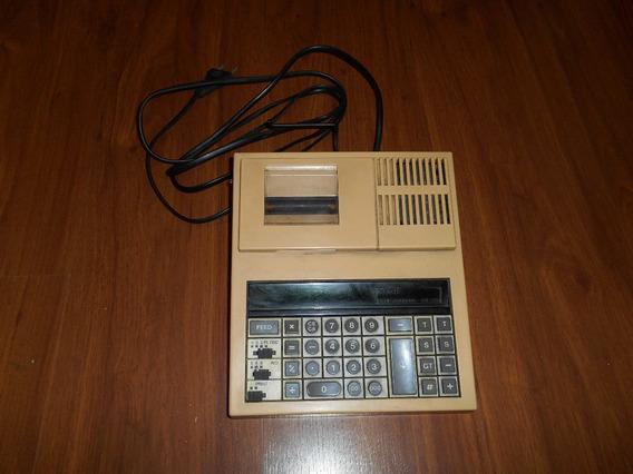 Calculadora Olivetti Com Bobina - Frete Grátis