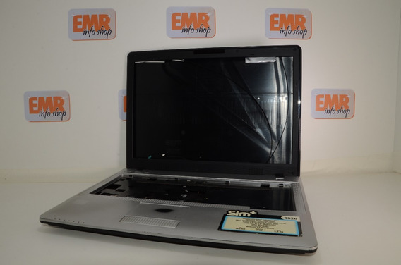 Carcaça Para Notebook Sim+ Modelo Sim+ 1026