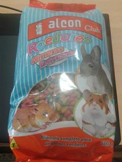 Alcon Club Alimento Extrausado X 500 Grs