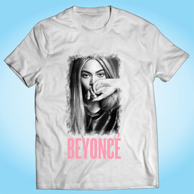 71bfd2315 Camisa Beyoncé Música Pop Banda Single Ladies Personalizada