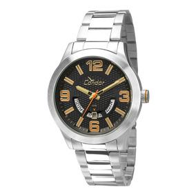 Relógio Masculino Condor Com Calendário Co2115uv/3l