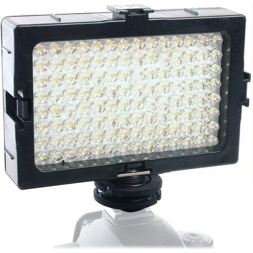 Lampara P/ Video Dot Line Dv112 Con Bateria Y Cargador Vbf