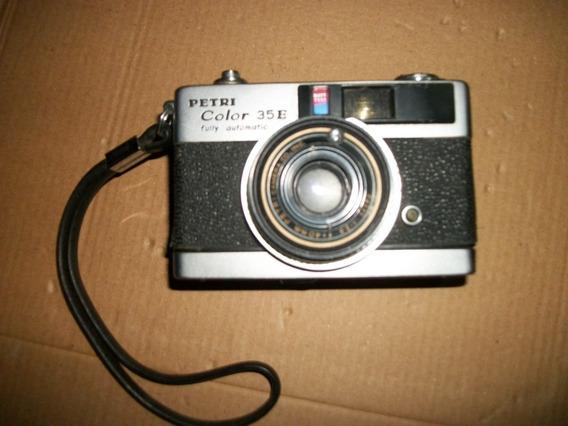 Antiga Camera Fotográfica Petri Color 35 E
