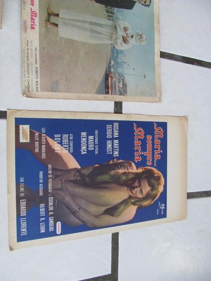 Mini Cartaz 3 Fotos Maria Sempre Maria Mauro Mendonça Hingst