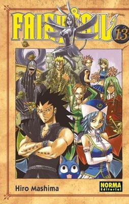 Manga Fairy Tail Tomo 13 - Norma Editorial