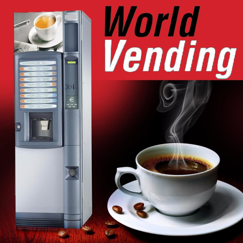 Imagen 1 de 6 de Máquinas Expendedoras De Café - Nescafé Instalación Gratis