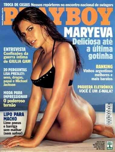 Playboy Maryeva * Frete Grátis*