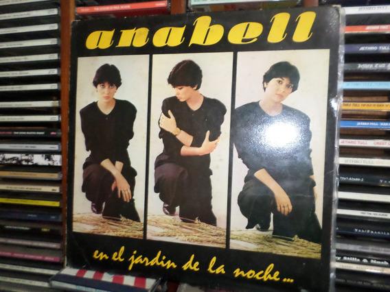 Lp Anabell - En El Jardim De La Noche (importado Cuba)