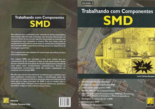 Livro Trabalhando Com Componentes Smd 5446a
