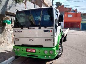 Caminhão Guincho Plataforma Asa Delta -cargo 815