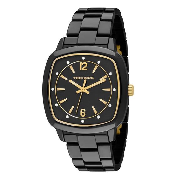 Relógio Technos Elegance Ceramic 1 Original Com Nf