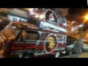 Vendo Hermosa Combi Food Truck Para Venta De Comida Rapida