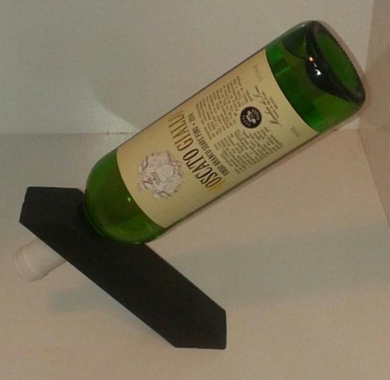 Suporte Mágico Para Vinho Equilibrado Decoração Magic Hold