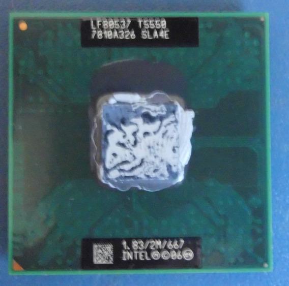 Processador Intel Dual Core T5550 1.83/2m/667