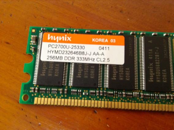 Memoria Hynix 256 Mb Ddr 333 Mhz