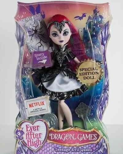 Ever After High Dragon Games Teenage Evil Queen - Mattel