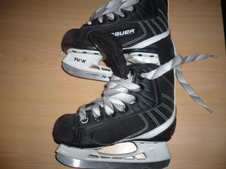 Zapatos De Hockey Para Niños Bauer