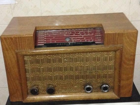 Rádio Ge Com 8 Faixas Philips Frete Grátis
