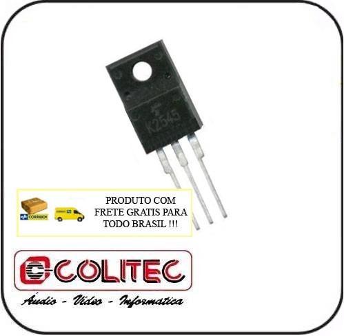 Tr 2sk 2545 Transistor K 2545
