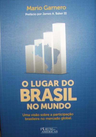 O Lugar Do Brasil No Mundo - Mario Garnero | Novo