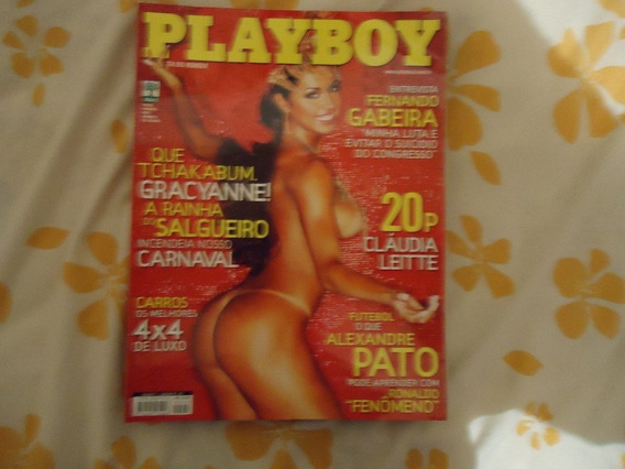 Playboy Gracyane Barbosa * Frete Grátis*