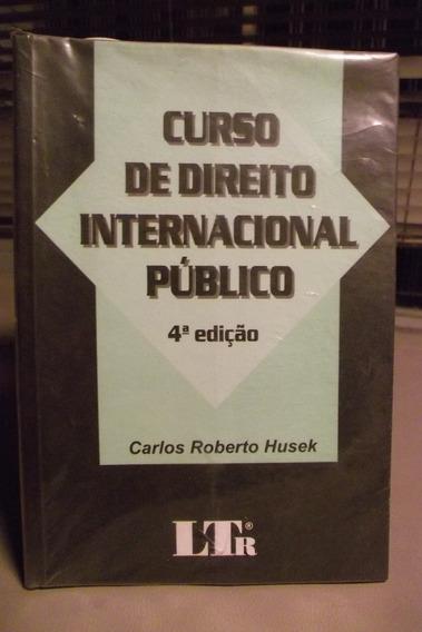 Curso De Direito Internacional Público - Frete Grátis