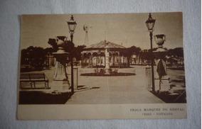 Cartão Postal Ceará Praça Marquez Do Herval Fortaleza1918