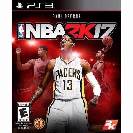 Nba 2k17 Ps3 Psn - Midia Digital