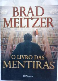 O Livro Das Mentiras Brad Meltzer Livro Promoção Barato