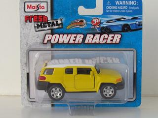 Maisto Power Race - Toyota Fj Cruiser - Escala 1/49