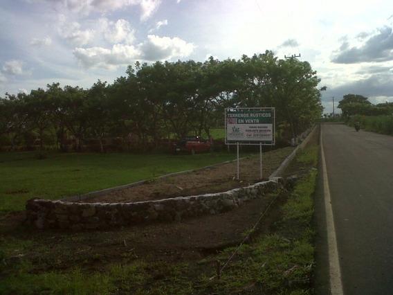 Terrenos Rusticos Campestres Para Casa De Campo Y Palapas