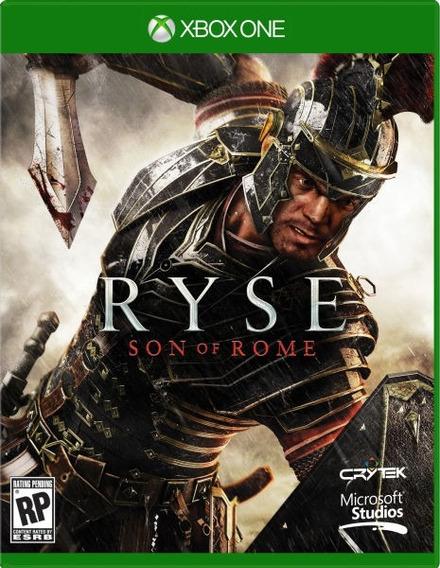Ryse Son Of Rome (mídia Fisica) - Xbox One