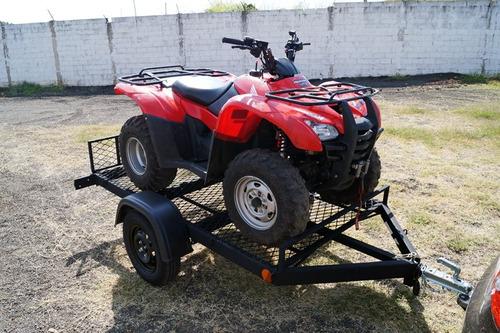 Carreta Reboque P/ Quadriciclo Basculante - Sem Rampas