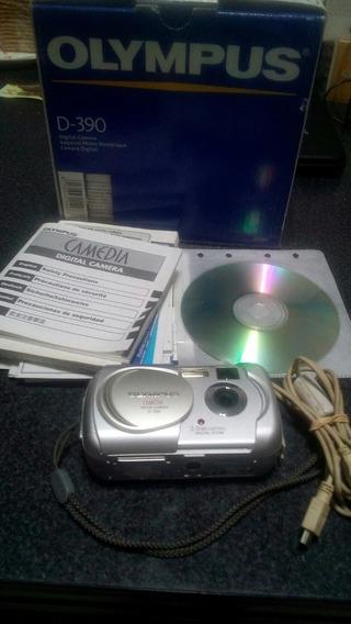 Camara Fotografica Digital Olympus Completa Para Reparar