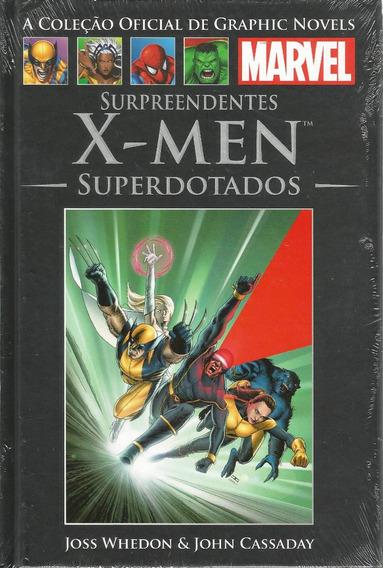 Surpreendentes X-men: Superdotados - Salvat (novo E Lacrado)