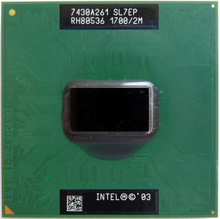 Procesador Intel Pentium M Sl7ep Hp Pavilion Dv1000 V2000