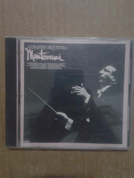 Vendo Cd Original - A Grande Orquestra Mantovani