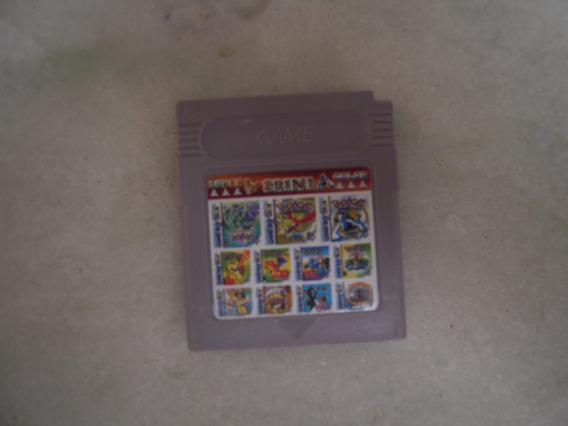 Pokemon Gold + Silver + Crystal + Yellow + Mario E Outros