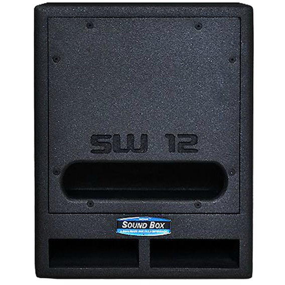 Subwoofer Passivo 12 300w Rms Sw12 Sound