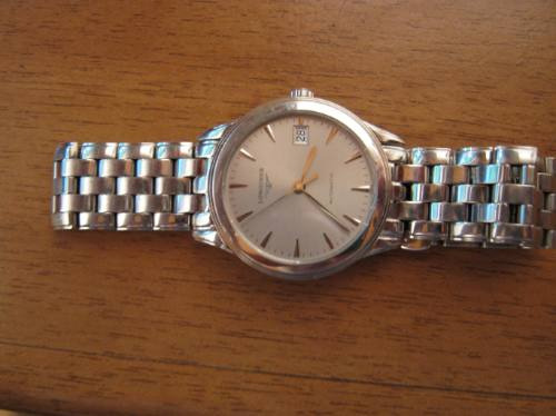 0867c17a1776 Vendo Cambio Permuto Reloj Longines Flagship Caballero -   2.000.000 en Mercado  Libre