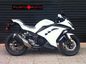 Kawasaki Ninja 300 0km Fabricado 2014 Puntomoto 15-27089671