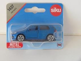 Siku - Vw Golf 6 2.0tsi - Escala 1/64