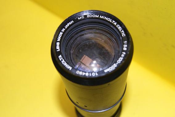 Minolta Mc Zoom 100~200/1:5.6