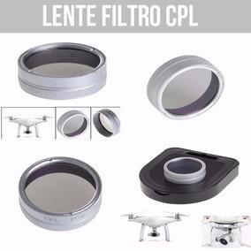 Lente Filtro Cpl Polarizadora Rosqueável Phantom 3 4