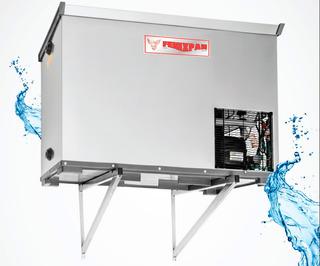 Resfriador De Água 180l Fenixpan (p Amassadeiras Ou Consumo)