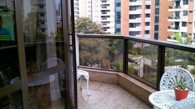 Apartamento No Tatuapé / Anália Franco - 3 Suítes . 4 Vagas