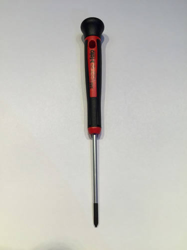 Imagen 1 de 1 de Destornillador Precisión Felo 242 Philips Ph0x60